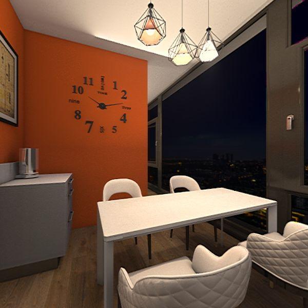 Home my dream Interior Design Render