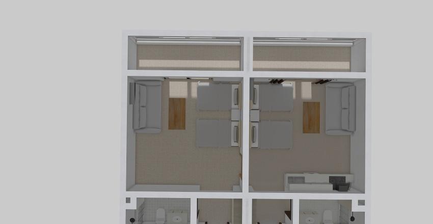 Studio 2x Interior Design Render