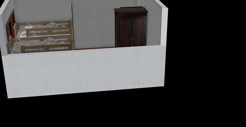 Bula Apartment Interior Design Render