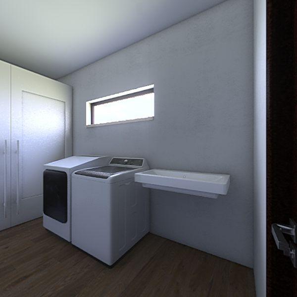 Lavação Interior Design Render