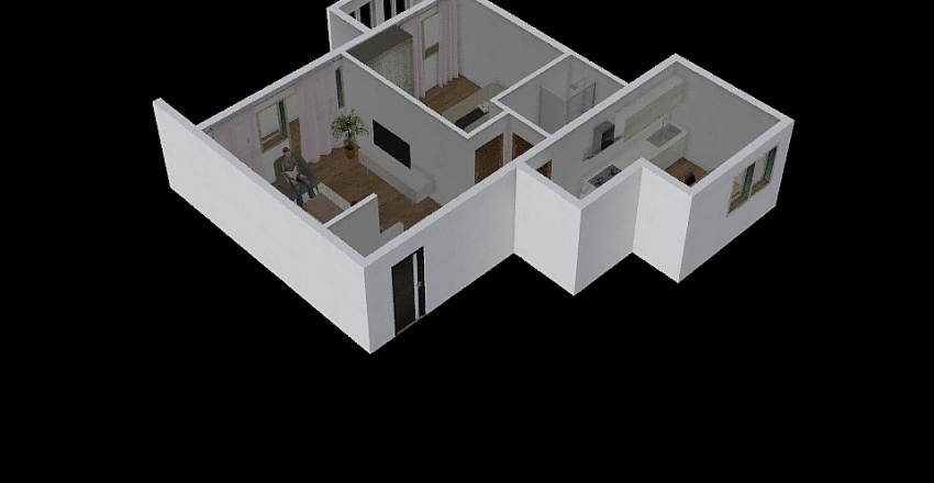 48690 Interior Design Render