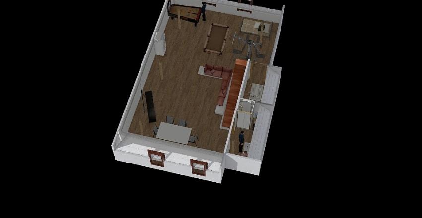 Góra 20200209 Interior Design Render