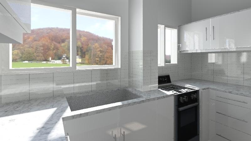 cocina3 Interior Design Render