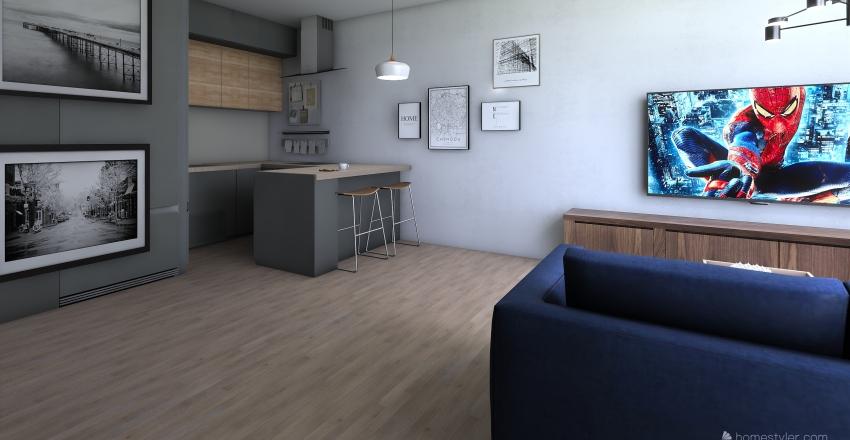 Agata2 Interior Design Render