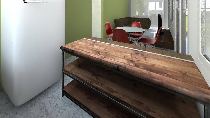 PB 3 Interior Design Render