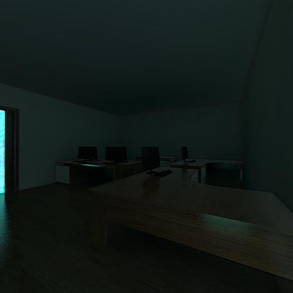 辦公室一樓 Interior Design Render