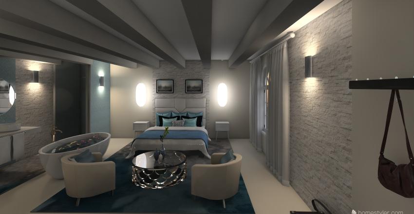 TYPE C Interior Design Render