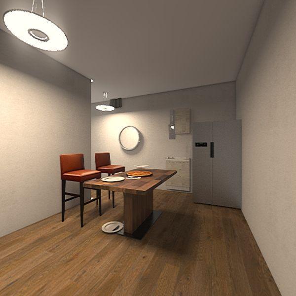 casita de emi Interior Design Render