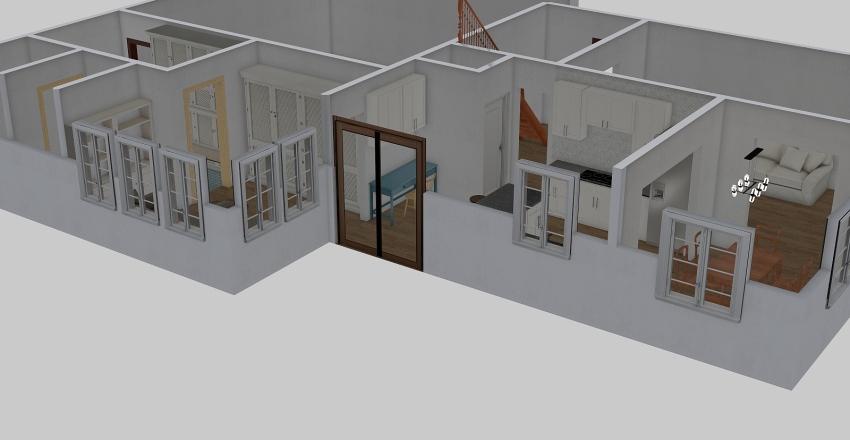 Ross Home Main Level v2 Interior Design Render