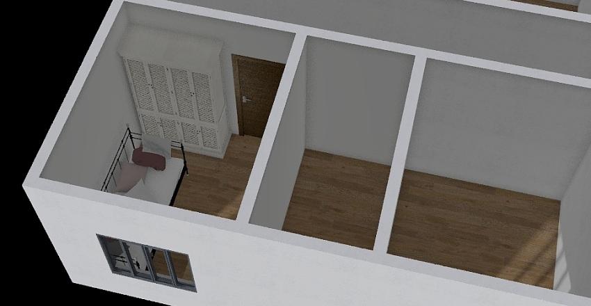 projeto franciele Interior Design Render