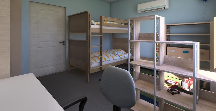szegfu29 3utem Interior Design Render