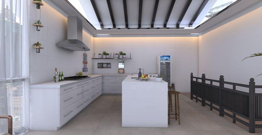 𝕋𝔼ℝℝ𝔸ℂ𝕆 Interior Design Render