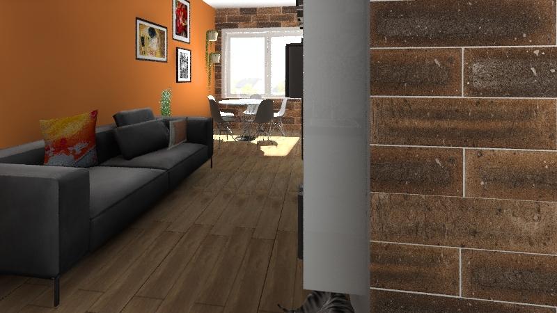 AP 21A Interior Design Render