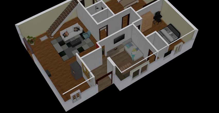 gautam Interior Design Render