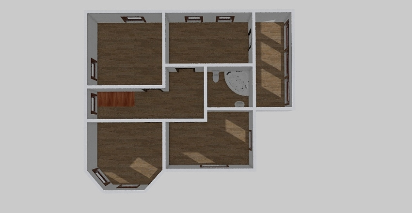 Дома_0238_1 Interior Design Render