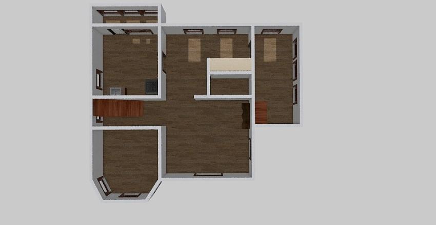 Дома_0237_1 Interior Design Render