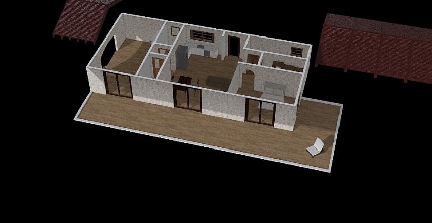 Capanno MN 01 Interior Design Render