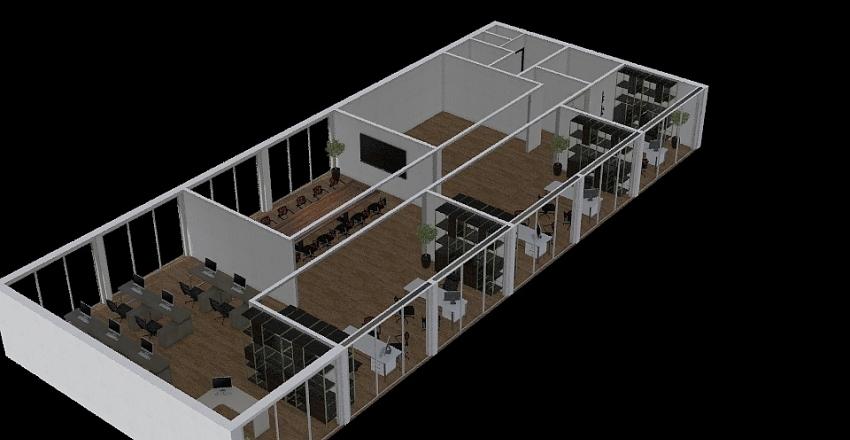 progetto giulia Interior Design Render