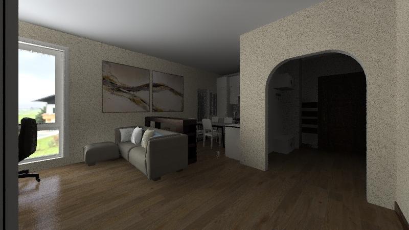 Дрозд_План_1 Interior Design Render