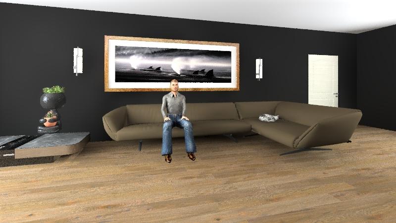 fede e luca  Interior Design Render