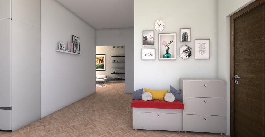 Amenajare locuinta unifamiliala Interior Design Render