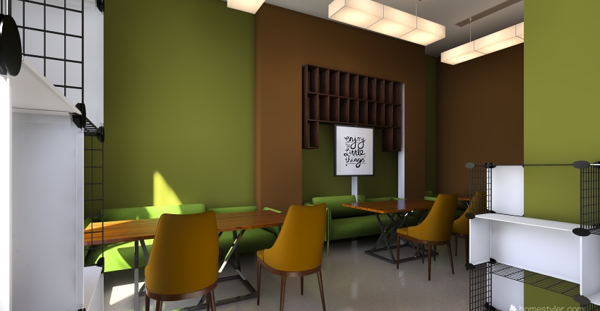 BER Interior Design Render
