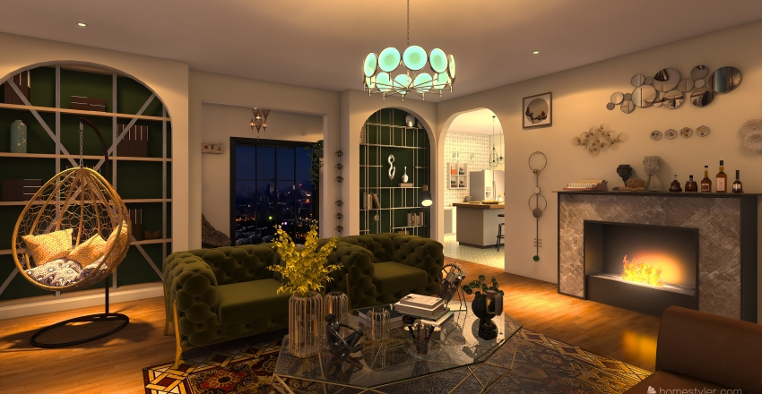 A Great Deal Interior Design Render