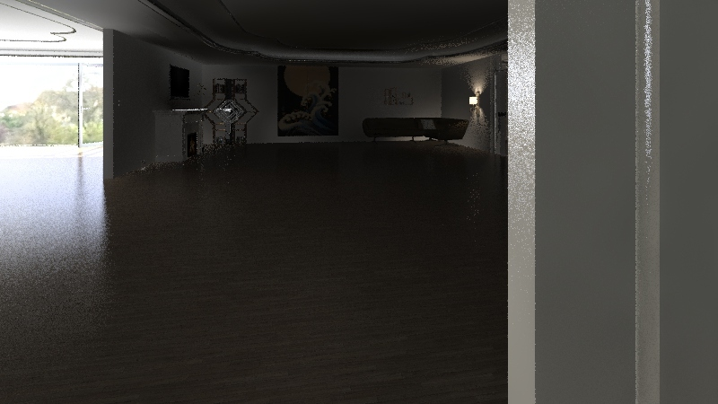 kathy Interior Design Render