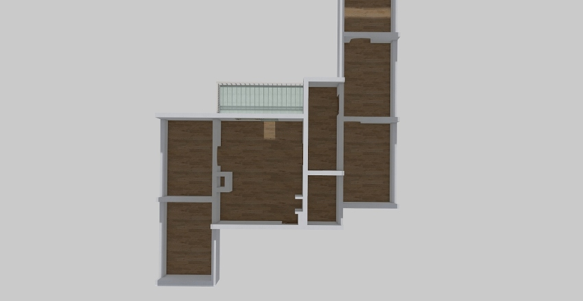 moj stan Interior Design Render
