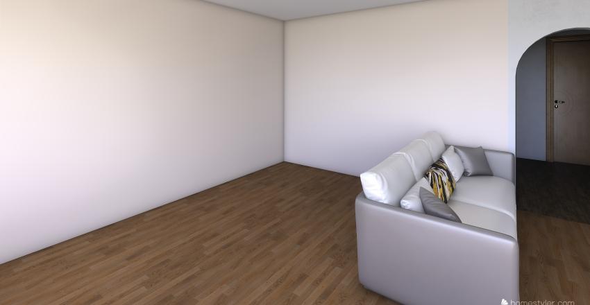 Melkova Interior Design Render