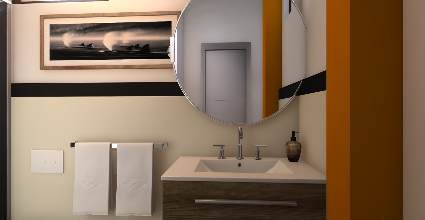 D'Andrea bis Interior Design Render