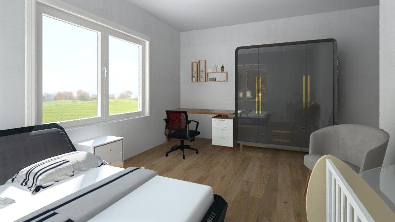 Inga - New Interior Design Render