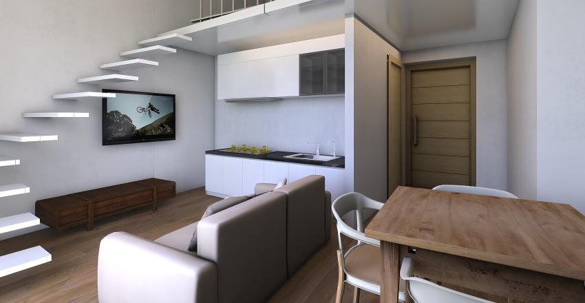 barra caracciolo Interior Design Render