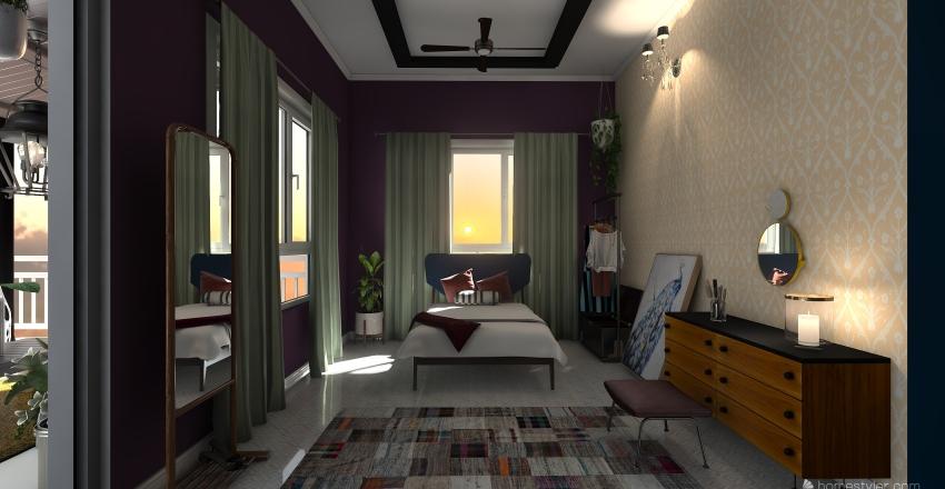 Belle Interior Design Render