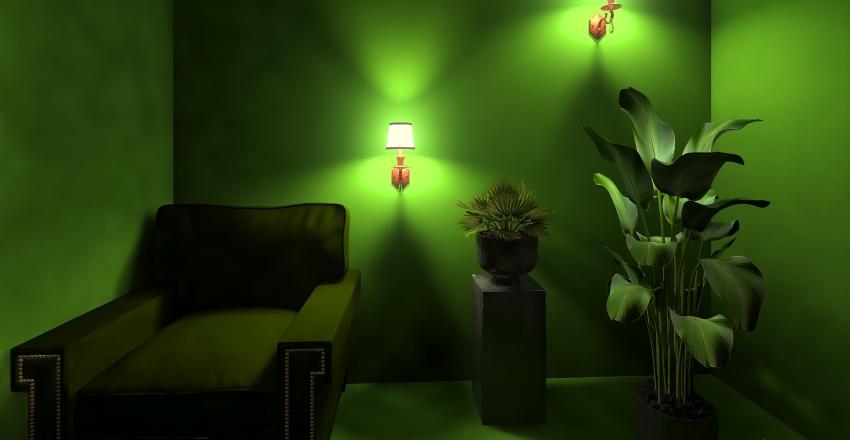 matts home  Interior Design Render