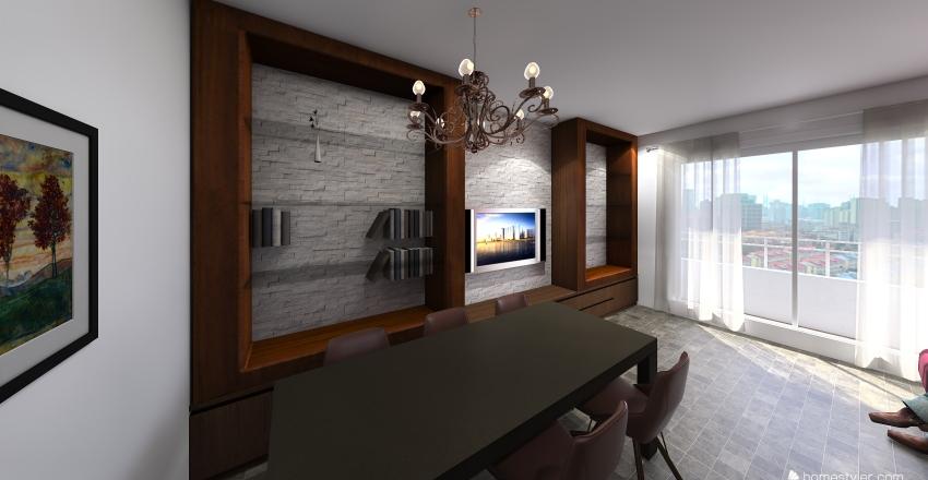 Olesa Interior Design Render