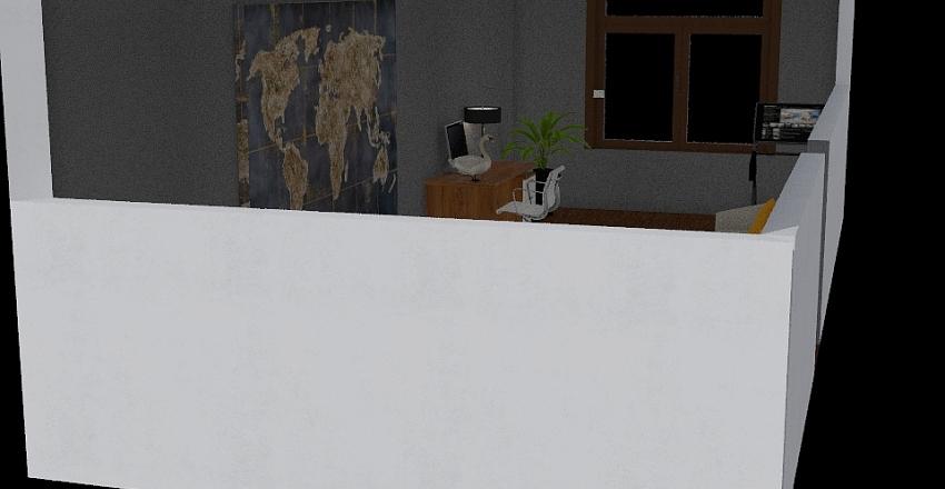 Tyska rum  Interior Design Render