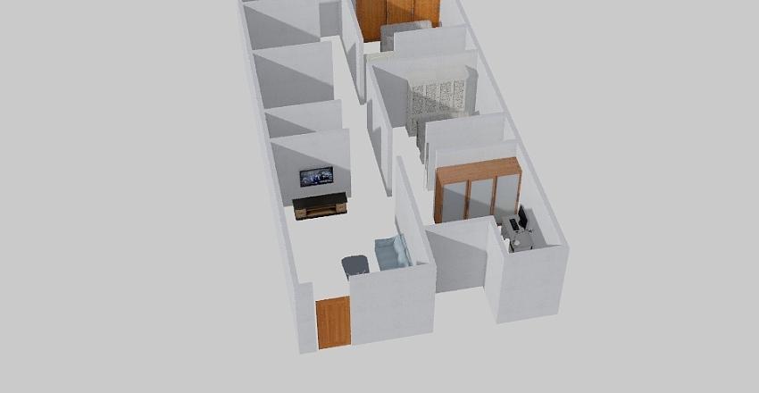 purushottapuram Interior Design Render