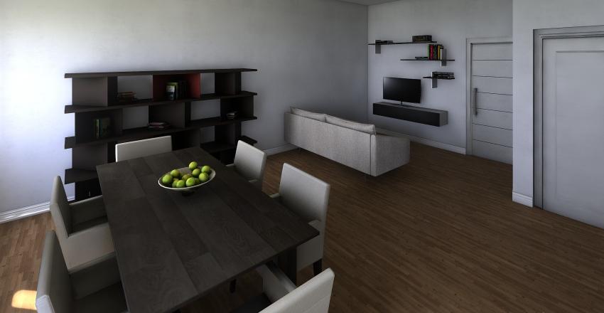 Gianni Valtriani Interior Design Render