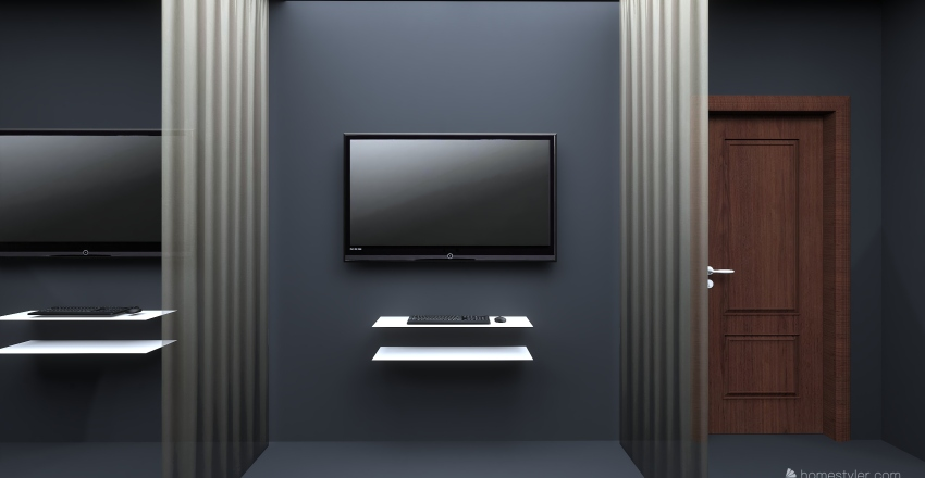 Class_40m Interior Design Render