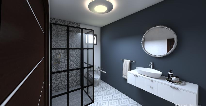 baño disc Interior Design Render