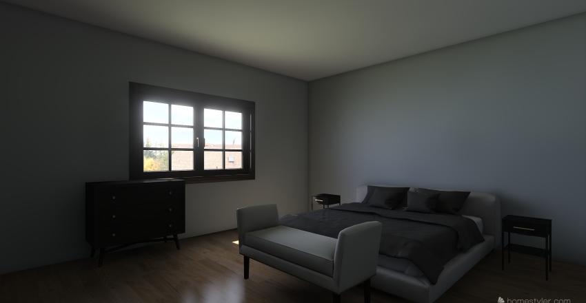 Final Dream Home Interior Design Render