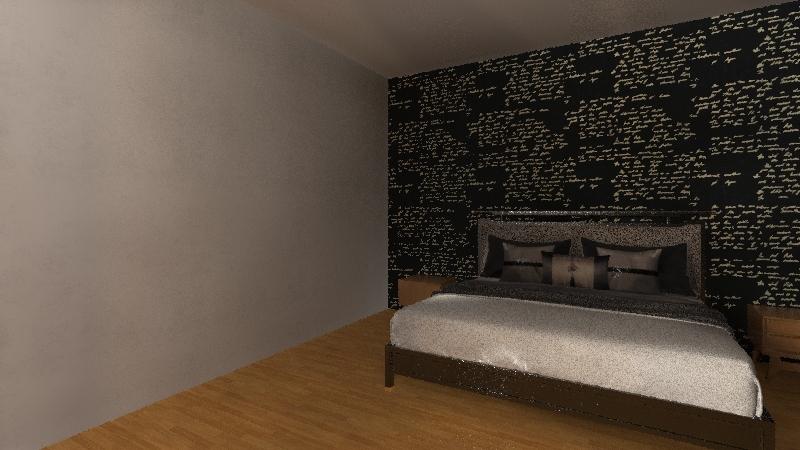 My first try Interior Design Render