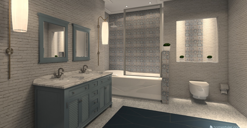 Desgin Interior Design Render