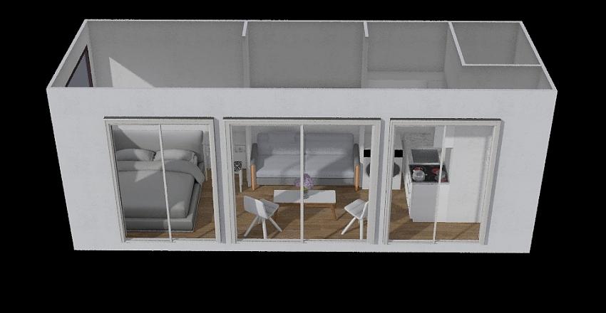 MODELO TIPICO  Interior Design Render