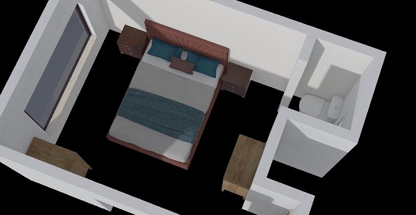 106Bedroom Interior Design Render