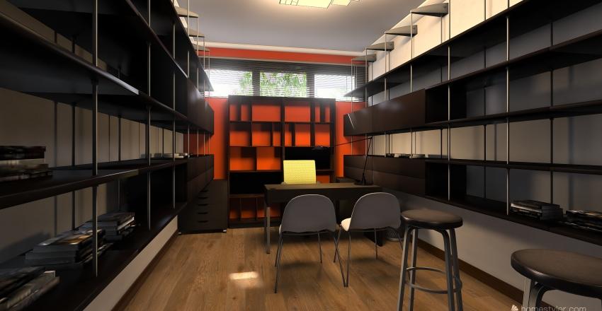 expo 2017 Interior Design Render