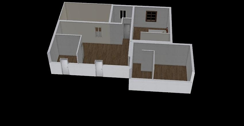 Casa_jr2 Interior Design Render