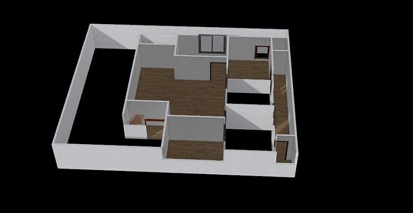 2 faimly design Interior Design Render