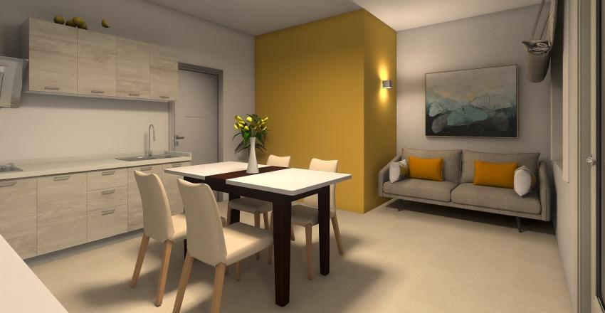 T.rre S. Giovanni Rattazzi Interior Design Render